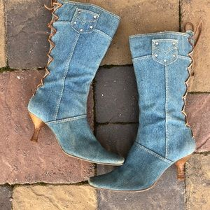 Mixit Jean Boots--Final Price